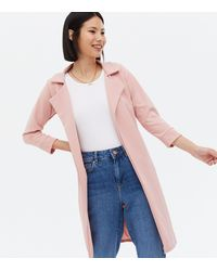 Missfiga Pink Long Jacket