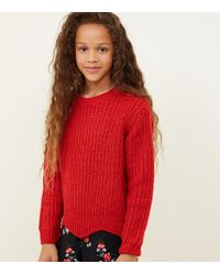 4ec1f9bf36363f French Connection Celia Scallop Knitted Jumper in White - Lyst