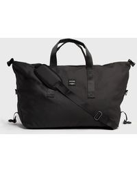 Jack & Jones Black Duffle Bag
