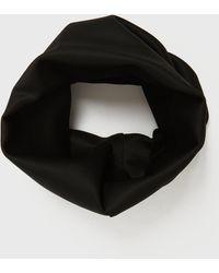 New Look Black Plain Snood