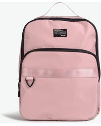 New Look Pink Shell Sports Backpack