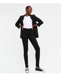 New Look Tall Black 'lift & Shape' Jenna Skinny Jeans