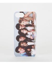 New Look Black Milkshake Photo Friends Case For Iphone 6/6s/7/8