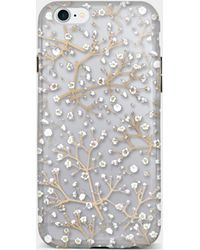 Nicole Miller Floral Iphone 7 Case - White