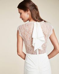 Nicole Miller Kendall Gown(final Sale) - White