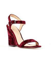 Nicole Miller - Brescia Sandal - Lyst