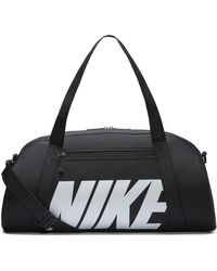 Nike Sac de training Gym Club - Noir