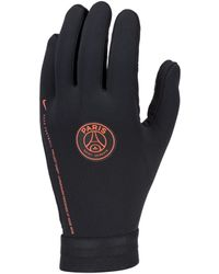 Nike - Gants de football Paris Saint-Germain HyperWarm Academy - Lyst