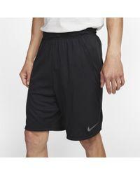 Nike Dri-FIT Web-Trainingsshorts für (ca. 23 cm) - Schwarz