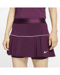 Nike - Court Victory Tennis Skirt - Lyst