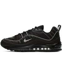 Nike Chaussure Air Max 98 pour - Noir