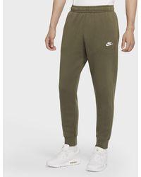 Nike Sportswear Club Fleece Joggingbroek - Groen