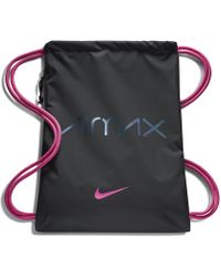 Nike Heritage Air Max Day Gymsack - Black
