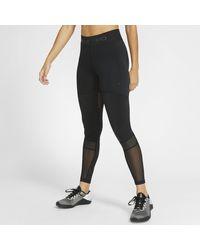 Nike Legging Pro Luxe pour - Noir
