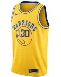 d397df359 Nike - Stephen Curry Classic Edition Swingman (golden State Warriors) Nba  Connected Jersey -
