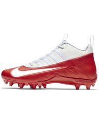 3b627b10af785 Nike Speedlax 5 Turf Women's Lacrosse Cleat in Gray - Lyst