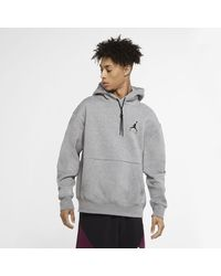 Nike Jordan Jumpman Air Fleece-Hoodie - Grau