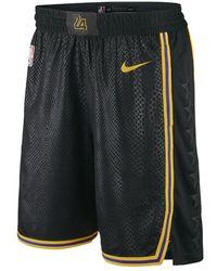 Nike - Los Angeles Lakers City Edition Swingman Men's Nba Shorts - Lyst