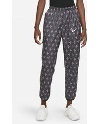 Nike Paris Saint-germain Dri-fit Football Trousers Black