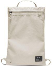 Nike Sacca da training per la palestra Utility - Marrone