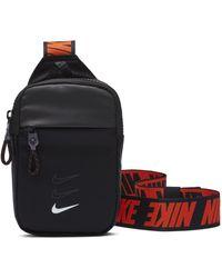 Nike Sportswear Essentials Hüfttasche (klein) - Schwarz