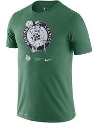 Nike Celtics Logo Dri-FIT NBA-T-Shirt - Grün
