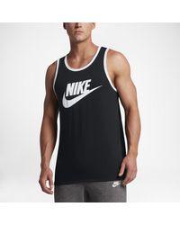 Nike Ace Logo - Black