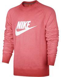 685c44f8ae1a Nike Pink Sweatshirt Mens unit4motors.co.uk