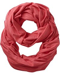 Nike - Heather Infinity Golf Scarf (red) - Lyst