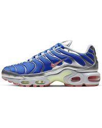 Nike Air Max Plus Shoes - Blue