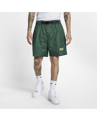 Nike Quest Cargo Shorts - Green