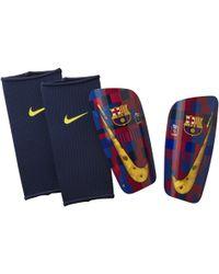 Nike - Fc Barcelona Mercurial Lite Football Shinguards - Lyst