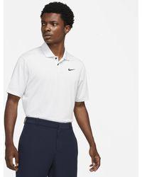 Nike Polo da golf Dri-FIT Vapor - Bianco