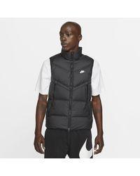 Nike Sportswear Storm-fit Windrunner Vest - Black