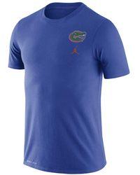 Nike Jordan College Dri-fit (florida) T-shirt - Blue