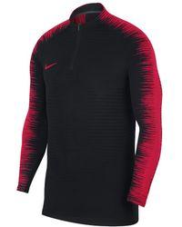 0ff692dfbbc4 Lyst - Nike Strike Aeroswift Men s Short Sleeve Soccer Top in Red ...