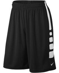 "Nike - Practice Elite Men's 11"" Basketball Shorts - Lyst"