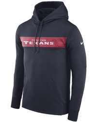 premium selection 36ca1 f3372 Nike Therma Sts (nfl Panthers) Men's Hoodie for Men - Lyst