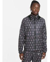 Nike Paris Saint-germain Awf Football Jacket Black