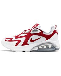 Nike Scarpa Air Max 200 - Rosso