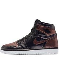 Nike Air Jordan 1 Hi Og Fearless Schoen - Zwart
