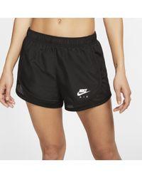 Nike Short de running Air Tempo pour - Noir