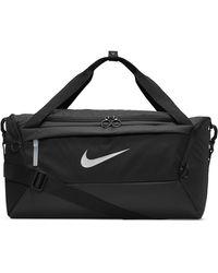 Nike Brasilia Winterized Training Duffel Bag (small) Black