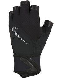Nike Elevated Training Gloves - Black