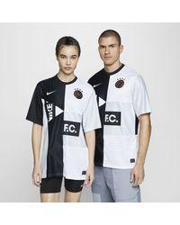Nike - F.c. Away Football Shirt Black - Lyst
