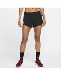 Nike Aeroswift Running Shorts - Black