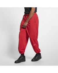 Nike Lab Collection hose - Rot
