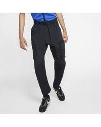 Nike Pantaloni cargo in tessuto woven ACG - Nero