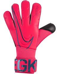 Nike Guanti da calcio Goalkeeper Vapor Grip3 - Rosso