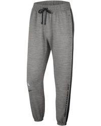 Nike Los Angeles Lakers Showtime Therma Flex Nba Trousers - Grey